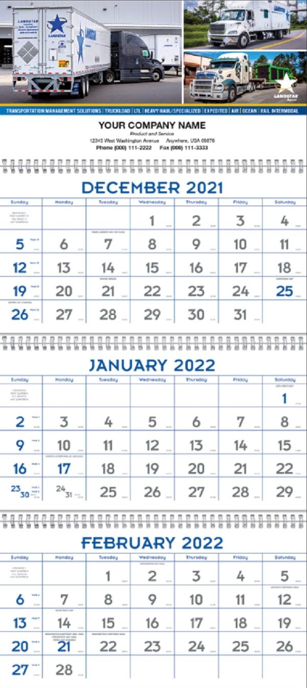 Calendar Planner In Asp : Landstar calendars deskpads and planners
